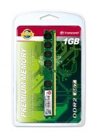 Transcend DDR2 1GB 667MHz CL5 Doživotní záruka