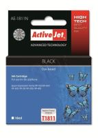 ActiveJet ink cartr. Eps T1801/T1811 Black 100% NEW - 18 ml    AE-1811N