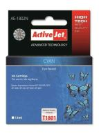 ActiveJet ink cartr. Eps T1802/T1812 Cyan 100% NEW - 13 ml     AE-1812N EXPACJAEP0230