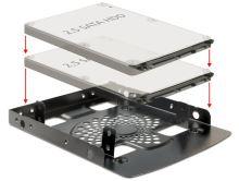 Delock výměnný rámeček pro jeden 2.5 SATA HDD