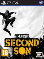 SONY PS4 hra inFAMOUS: Second Son, PS719279174