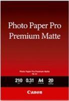 Canon fotopapír PM-101 A3+ Premium Matte 210 g/m2 20 listů, 8657B007