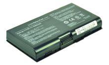 2-Power baterie pro ASUS F70/G71/G72/M70/N70/N90/PRO72/X70/X71/X72 series Li-ion (8cell), 14.8V, 5200mAh CBI3244A