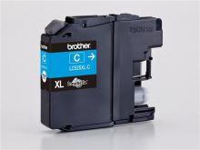LC-525XLC (inkoust cyan, 1 300 str.@ 5%  draft) LC525XLC