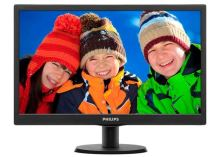 "Philips LCD 193V5LSB2 18,5""wide/1366x768/5ms/10mil:1/VGA/LED 193V5LSB2/10"