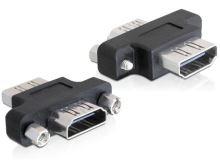 Delock adaptér HDMI-A samice > A samice, 65313