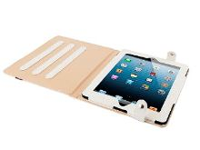 "Modecom obal na tablet COVER IPAD2/3 CALIFORNIA YOUNG WHITE, velikost 9.7"", bílé FUT-MC-IPA3-CALYOU-WHI"