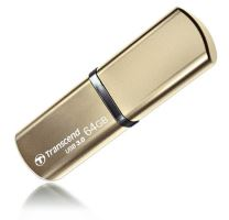 Transcend 64GB JetFlash 820, USB 3.0 flash disk, zlatý, TS64GJF820G