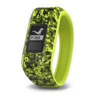Garmin Vivofit Purple - monitorovací náramek/hodinky, bez nutnosti nabíjení, 010-01634-21