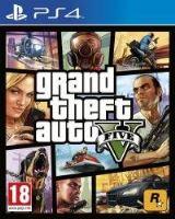 Grand Theft Auto V PS4, 5026555416986