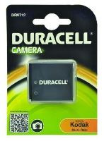 DURACELL Baterie - DR9712 pro Kodak KLIC-7001, černá, 700 mAh, 3.7V, DR9712