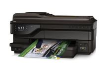 HP All-in-One Officejet 7612A Wide ePrint (A3+, 33 ppm, USB, Eth., Wi-Fi, Print/Scan/Copy/FAX,Duplex), A3, G1X85A
