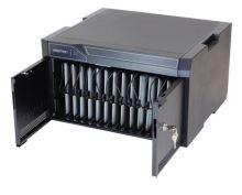 ERGOTRON tablet Management desktop 16, EU, nabíjecí úschovna pro až 16 mobilních zařízení, 24-378-085