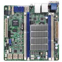ASRock C2550D4I, C2550 Quad-Core, 1 x PCI-E x8, SATA3, LAN, 3xUSB 2.0, mITX
