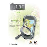 Garmin Turist. mapa Norska TOPO Norway Premium 5, Hardangervidda, microSD/SD 010-11715-00