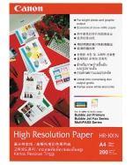 Canon fotopapír HR-101 - A4 - 106g/m2 - 50 listů - matný 1033A002