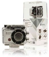 König CSACW100 - outdoorová Full HD kamera, microSDHC, WiFi, DO, vodotěsnost 30m