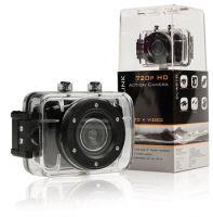 """Kamera akční HD 720p, LCD 2"""", voděodolná 10m CAMLINK CL-AC10"""