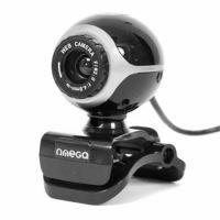 OMEGA webkamera C10 12MPIX (I) + MIC BLISTER , OUW10SB