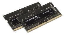 KINGSTON 8GB 2400MHz DDR4 CL14 SODIMM (Kit of 2) HyperX Impact