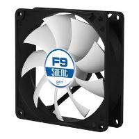 ARCTIC F9 Silent Case Fan - 90mm case fan with low speed