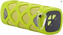 Crono BlueTooth reproduktor, zelená - 2x 5 W, NFC, IPX4, zelený CS-2005Z