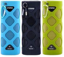 Crono BlueTooth reproduktor, modrá - 2x 5 W, NFC, IPX4, modrý CS-2005M