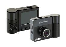 """Transcend DrivePro 520 duální autokamera, 2.4"""" LCD, Full HD 1080p, 32GB microSDHC, G-Senzor, Wi-Fi, s lepícím držákem, TS32GDP520A"""