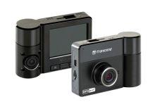 """Transcend DrivePro 520 duální autokamera, 2.4"""" LCD, Full HD 1080p, 32GB microSDHC, G-Senzor, Wi-Fi, s přísavným držákem, TS32GDP520M"""