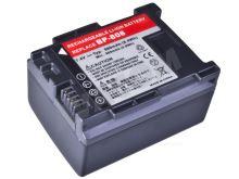 Náhradní baterie AVACOM Canon BP-808 Li-Ion 7.4V 860mAh 6.4Wh verze 2012, VICA-808-823