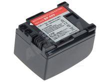 Náhradní baterie AVACOM Canon BP-809 Li-Ion 7.4V 860mAh 6.4Wh verze 2012, VICA-809-823