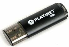 PLATINET PENDRIVE USB 2.0 X-Depo 16GB černý PMFE16B