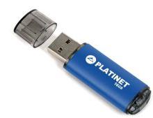 PLATINET PENDRIVE USB 2.0 X-Depo 16GB modrý PMFE16BL