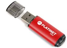 PLATINET PENDRIVE USB 2.0 X-Depo 16GB červený PMFE16R