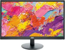 """AOC LCD E2770SH 27"""" TN W-LED/1920x1080/1000:1/1ms/300 cd/VGA/HDMI/DVI/Repro/Black, E2770SH"""