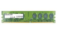 2-Power 2GB PC2-6400U 800MHz DDR2 Non-ECC CL6 DIMM 2Rx8 ( DOŽIVOTNÍ ZÁRUKA )