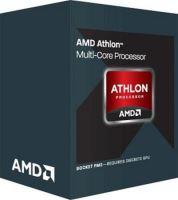 AMD cpu Athlon X4 840 Box FM2+ (3.1GHz, turbo 3.8GHz, 4MB cache, 65W, 4x jádro, 4x vlákno), AD840XYBJABOX