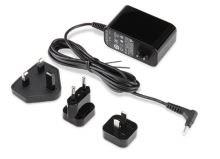 Acer AC ADAPTER FOR ANDROID TABLETS - 10W/5V - EU, UK AND US PLUGS - BLACK NP.ADT0A.014