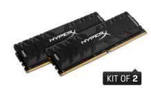 KINGSTON 16GB 3000MHz DDR4 CL15 DIMM (Kit of 2) XMP HyperX Predator, HX430C15PB3K2/16