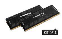 KINGSTON 16GB 3200MHz DDR4 CL16 DIMM (Kit of 2) XMP HyperX Predator, HX432C16PB3K2/16