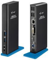 i-Tec USB3.0 Docking Station Dual HDMI/DVI + USB Charging port , U3HDMIDVIDOCK