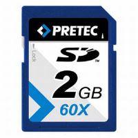 Pretec 2 GB SD  60x