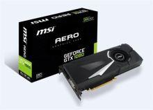 MSI GTX 1080 AERO 8G OC, 8GB GDDR5X, 256bit, DVI-D, HDMI, 3xDP, GTX 1080 AERO 8G OC