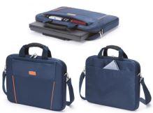 """Dicota Slim Case BASE 14-15.6"""" blue/orange D30999"""