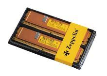 EVOLVEO Zeppelin, 16GB 2133MHz DDR4 CL15, GOLD, box (2x8GB KIT), 8G/2133/XK2 EG