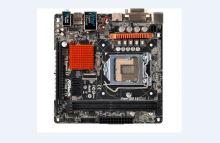ASRock H110M-ITX, 1151, 2x DDR4, DVI+HDMI, SATA3, USB3, GLAN, miniITX, H110M-ITX