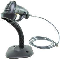 Čtečka Motorola DS4308 2D snímač, USB kabel, stojánek, černá, DS4308-SR7U2100SGW
