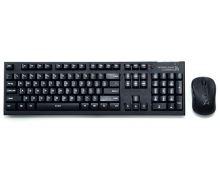 Zalman set klávesnice + myš ZM-KM870RF, bezdrátový, black, ENG ZM-KM870RF