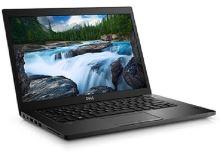 """DELL Latitude 7480/i7-7600U/16GB/512GB SSD/Intel HD 620/14.0"""" FHD/Win 10 Pro 64bit/Black, 7480-8436"""
