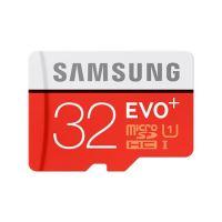 Samsung Micro SDHC karta 32GB EVO Plus + SD adaptér MB-MC32GA/EU